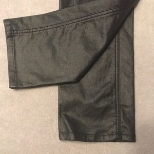 """long tall sally Jeans - LONG TALL SALLY faux leather skinny jean 34""""inseam"""
